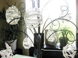 yarn egg ornaments