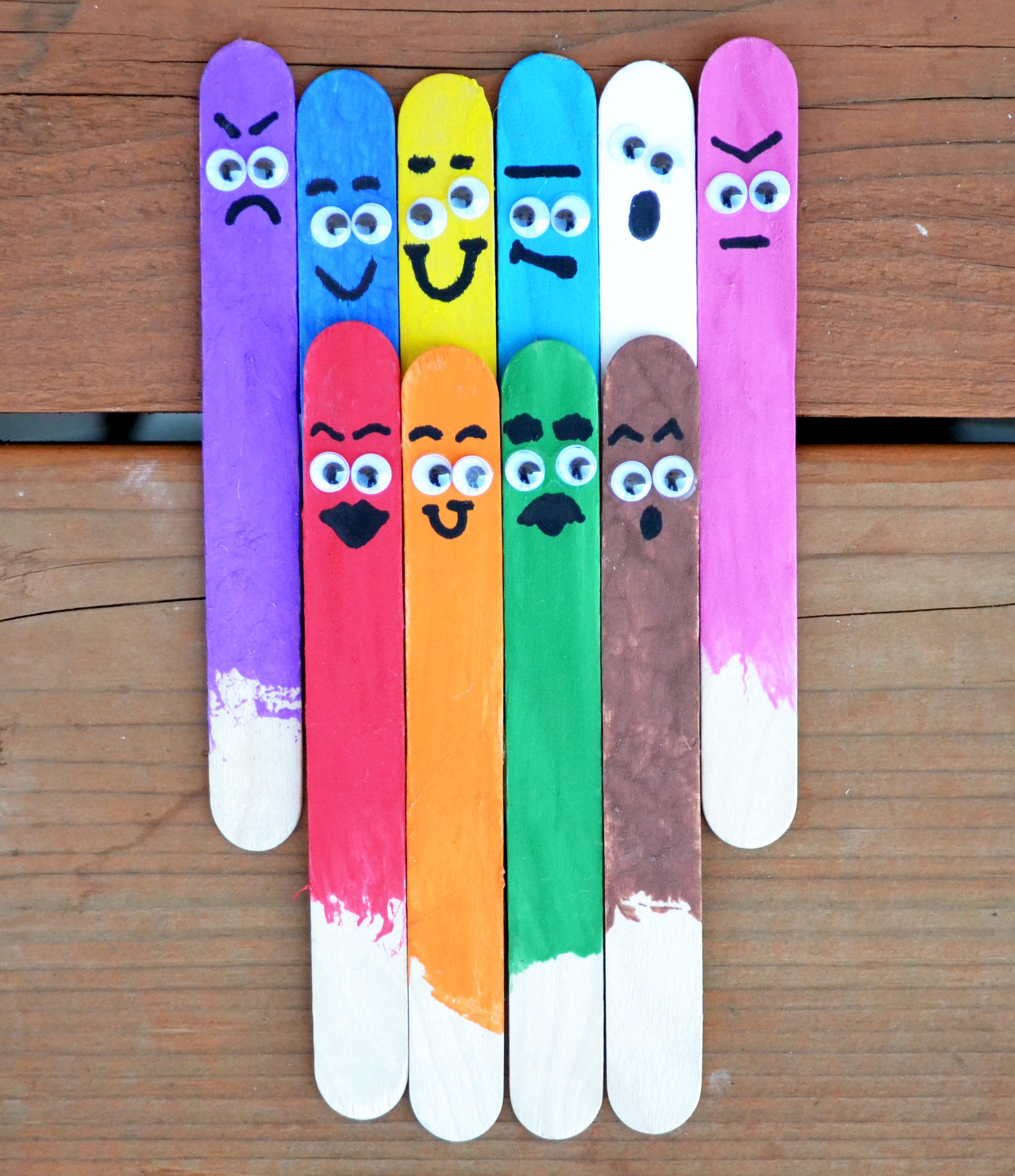 Loli Popsicle Stick Crafts On Pinterest Popsicle Stick