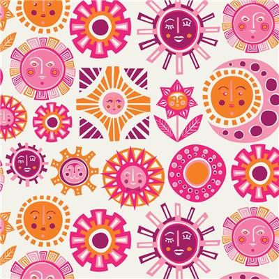 Jonathan Adler Sun Wallpaper