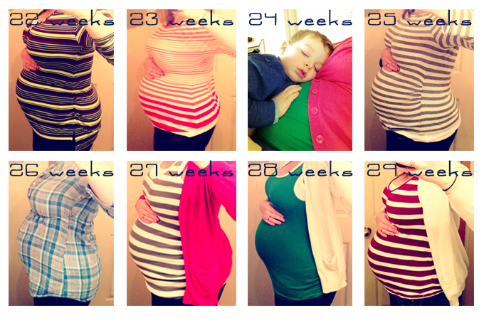 the gallery for gt plus size pregnancy progression