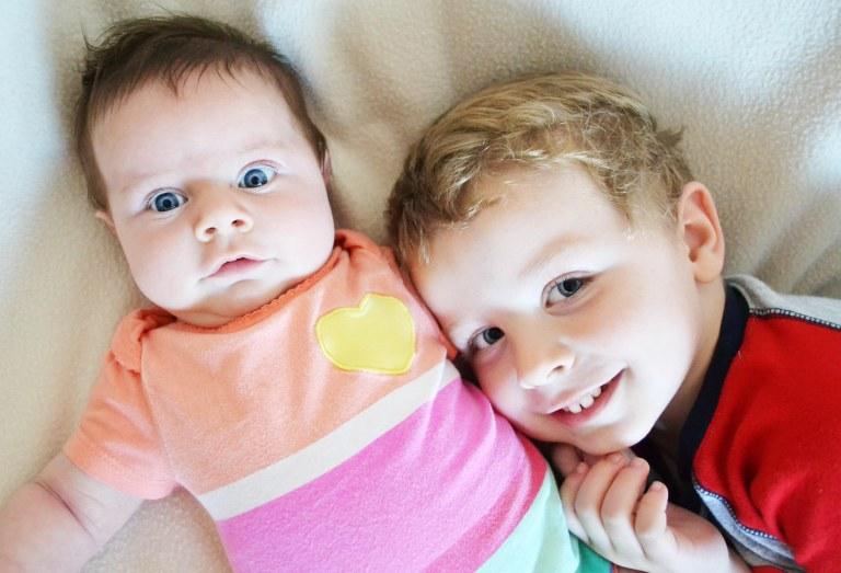Caleb and Isla
