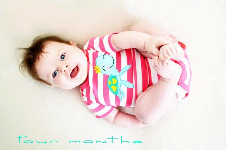 Isla: four months