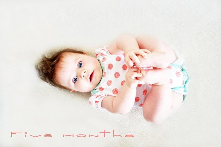 Isla: five months