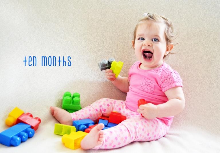 Isla: 10 months