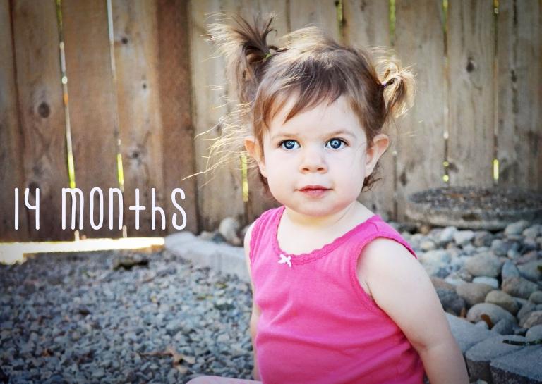 Isla: 14 months